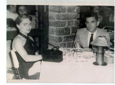 Tony and amada