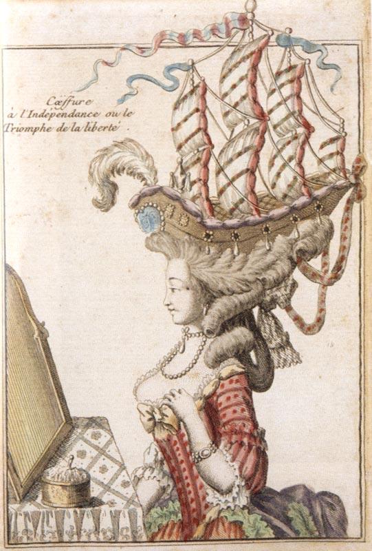 Marie boathead