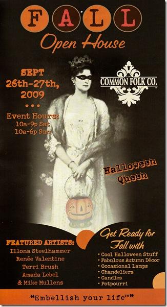 common folk halloween ad