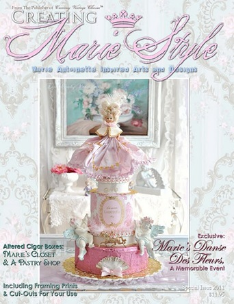 marie creating style mag