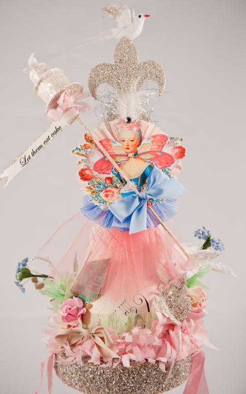 A - Marie Antoinette Hat